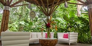 Hotel Le Camaleon en Puerto Viejo, Costa Rica