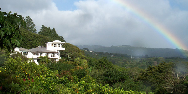 Alojate en un hotel de turismo sostenible en tu viaje a Costa Rica