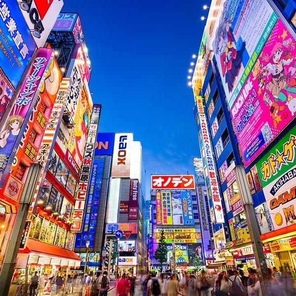 Cruce Shibuya en Tokio, inicio del Japón a tu aire