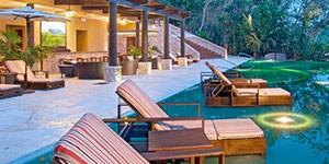 Hotel de lujo en Guatemala Las Lagunas Flores