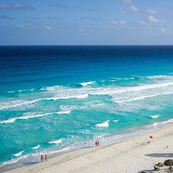 Cancún, inicio de nuestro viaje a México