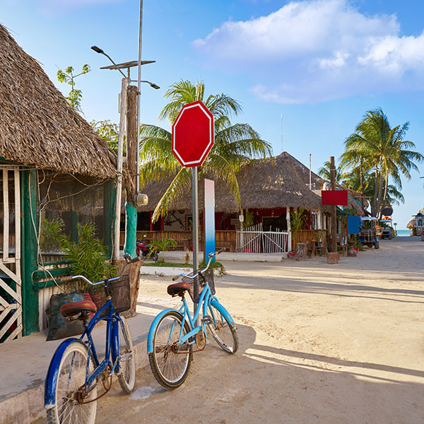 Isla de Holbox, paraíso escondido para el viaje de novios a México
