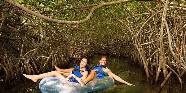 Parque Xel-Ha, excursión operada por Xcaret en la Riviera Maya