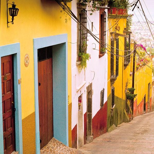 San Miguel de Allende, importante ciudad colonial de México