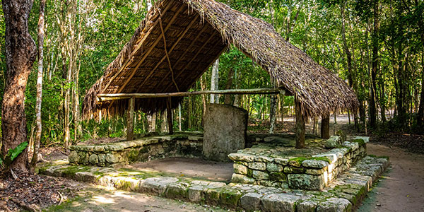 Fly and drive Yucatán, Sitio arqueológico de Coba