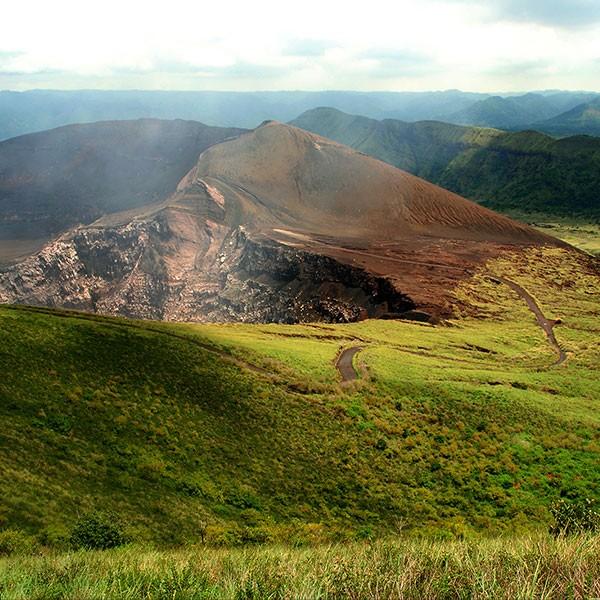 Nicaragua, Parque Nacional Volcán Masaya, Centroamérica