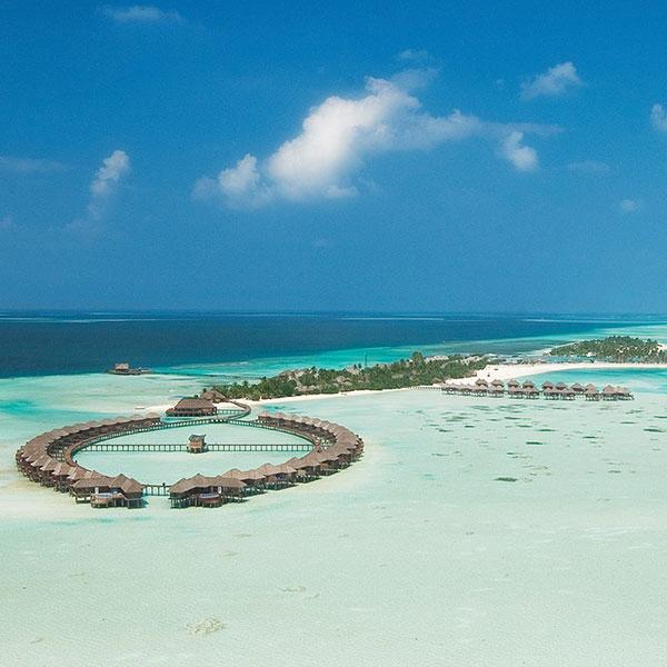 6 días en el resort Olhuveli en la luna de miel Japón y Maldivas