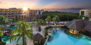 Resort en Playa del Carmen para viajar en familia