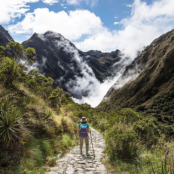 Trekking a Machu Picchu ruta Camino Inca
