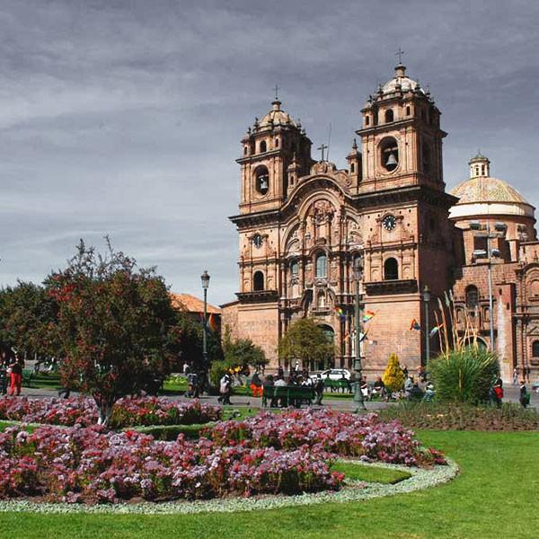 Cuzco, capital del imperio inca, Perú