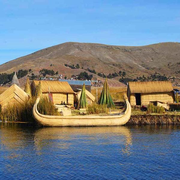 Viaje al Lago Titicaca, frontera entre Perú y Bolivia