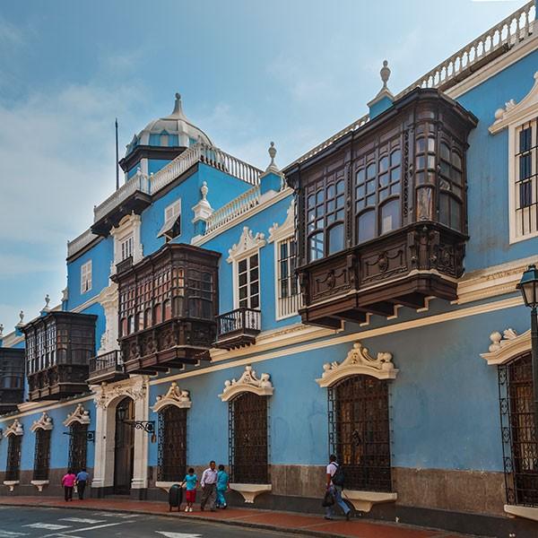 Lima, final del viaje Chile Bolivia Perú
