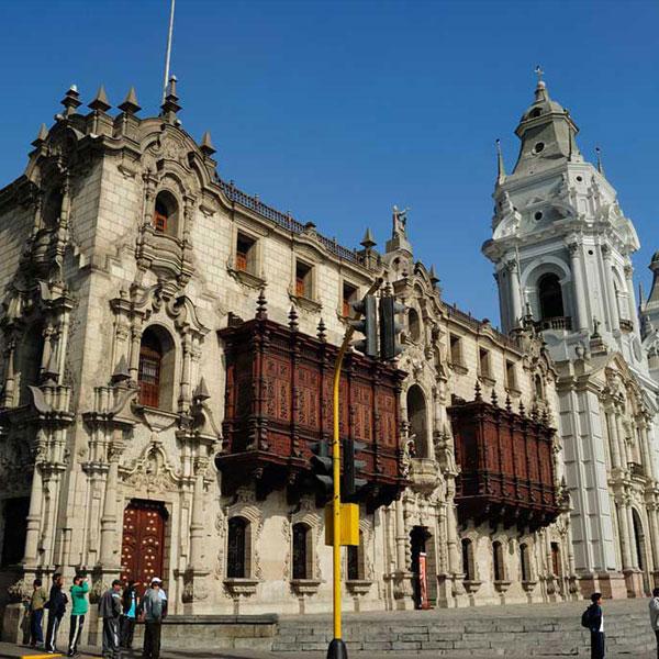 Catedral de Lima, Perú