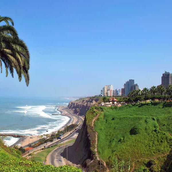 Luna de miel en Perú: Lima
