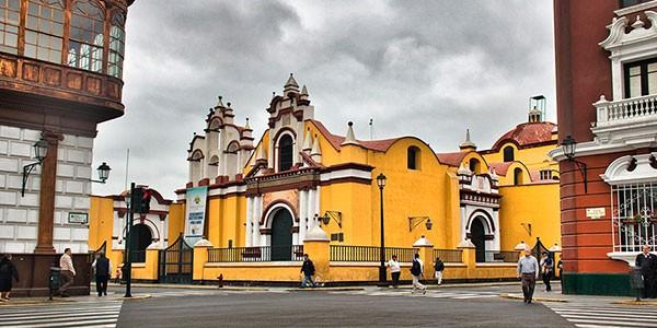 Visita opcional a la ciudad de Trujillo en el viaje al norte de Perú