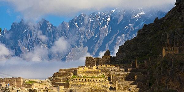 Visita a Ollantaytambo en el Valle Sagrado, Perú