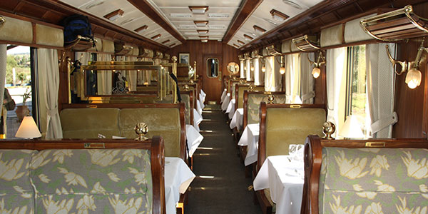 Tren Hiram Bingham Orient Express de lujo a Machu Picchu
