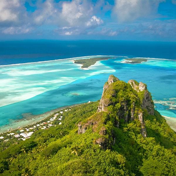Bora Bora, etapa final del viaje a Japón y Polinesia