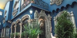 Hotel boutique Pug Seal Tennyson en Ciudad de México
