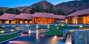 Resort 5 estrellas Tambo del Inka