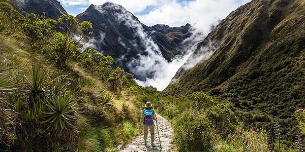 Trekking a Machu Picchu