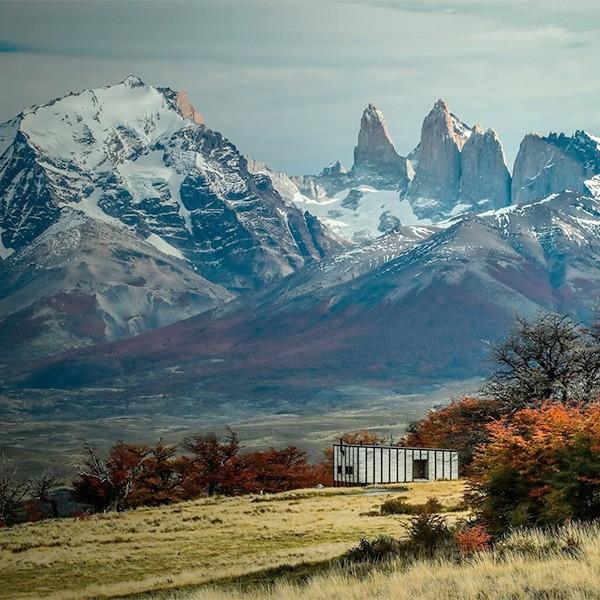 Hotel 5 estrellas Awasi Patagonia en Torres del Paine