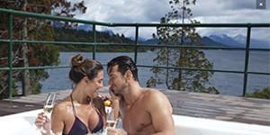 Alojamiento luna de miel Argentina Charming Luxury Lodge en Bariloche