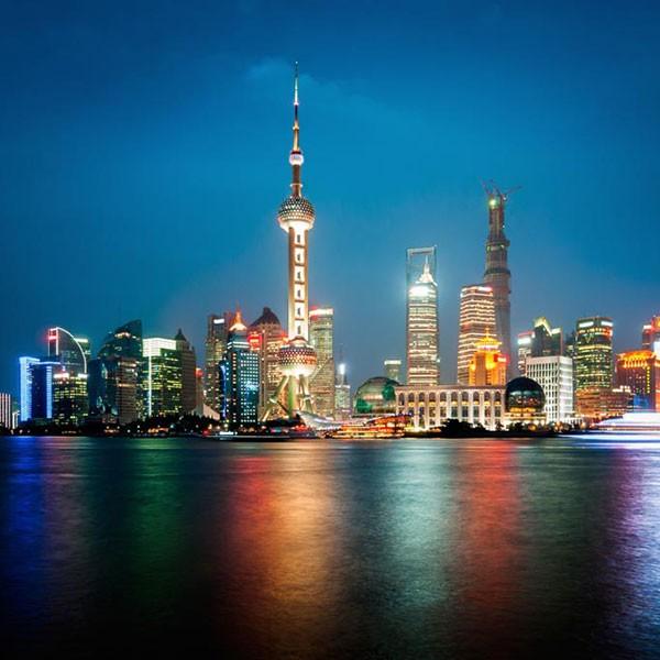 Shanghai, inicio de los viajes a China