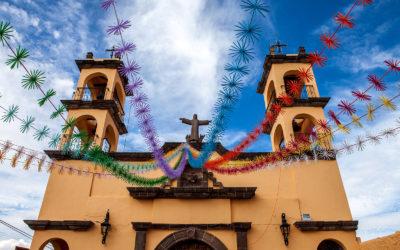Ciudades coloniales de México
