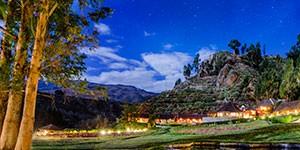 Alojamiento en Colca Lodge en luna de miel en Perú