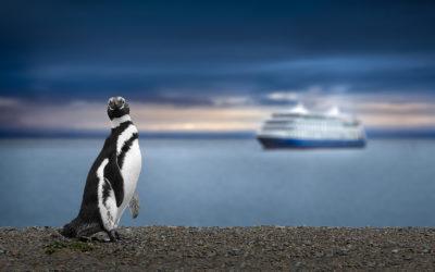 Crucero por la Patagonia argentina y chilena