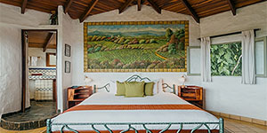 Finca Rosa Blanca, hotel con certificado de turismo sostenible