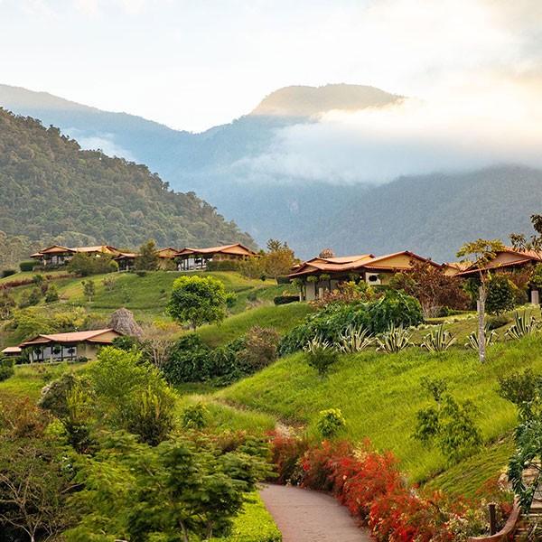 Hotel 5 estrellas Hacienda Altagracia en Costa Rica