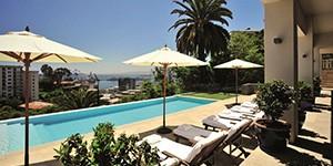 Hotel 5 estrellas Casa Higueras Valparaíso