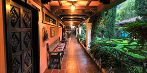 Hotel 4 estrellas Atitlán en Lago Atitlán