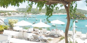 Hotel en playa de Buzios Casas Brancas boutique