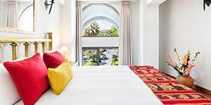 Hotel boutique en Arequipa viaje de novios a perú