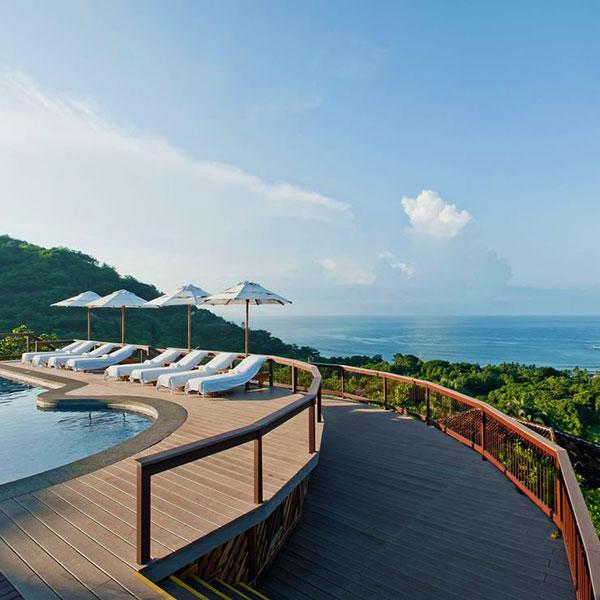 Hotel Punta Islita, Costa Rica, ideal para viajes de novios