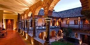 Hotel 5 estrellas Inkaterra La Casona luxury