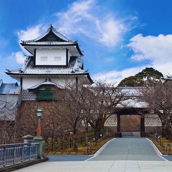 Kanazawa, visita de la ciudad