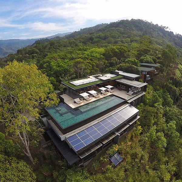 Villas de lujo en Punta Uvita, Kura Design Villas