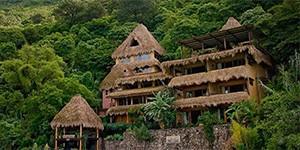 Hotel boutique Laguna Lodge Lago Atitlán, Guatemala