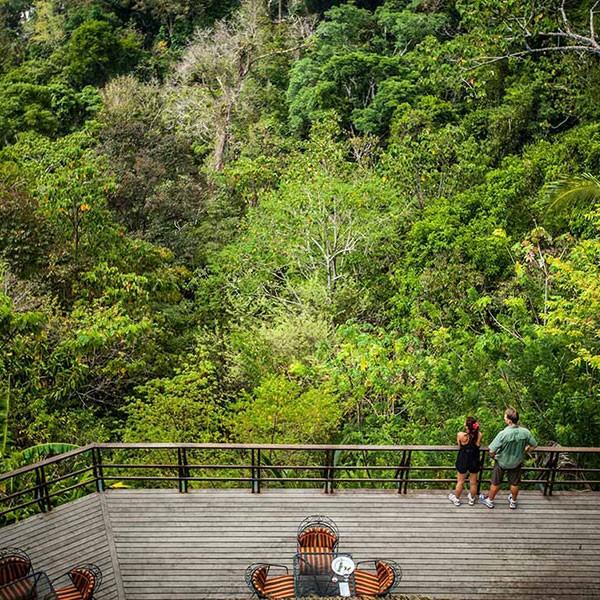 Lapa Ríos Lodge en Corcovado, Costa Rica