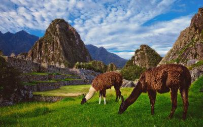 Luna de miel en Perú y playa