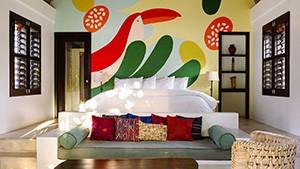 Hotel de lujo boutique en Belice Matachica Resort