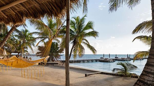 Matachica Resort & Spa en playa San Pedro, Belice