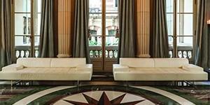 Hotel 5 estrellas lujo Park Hyatt Palacio Duhau en Buenos Aires