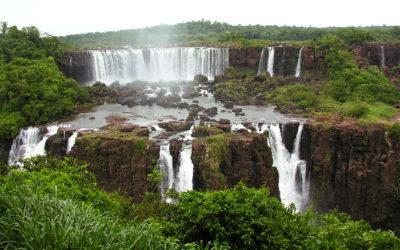 Patagonia e Iguazú