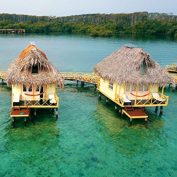 Lodge Punta Caracol en Bocas del Toro, viaje a Costa Rica y Panamá