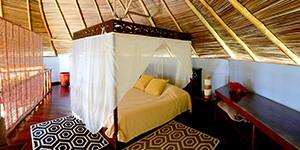 Punta Caracol Acqua Lodge en Bocas del Toro, Panamá